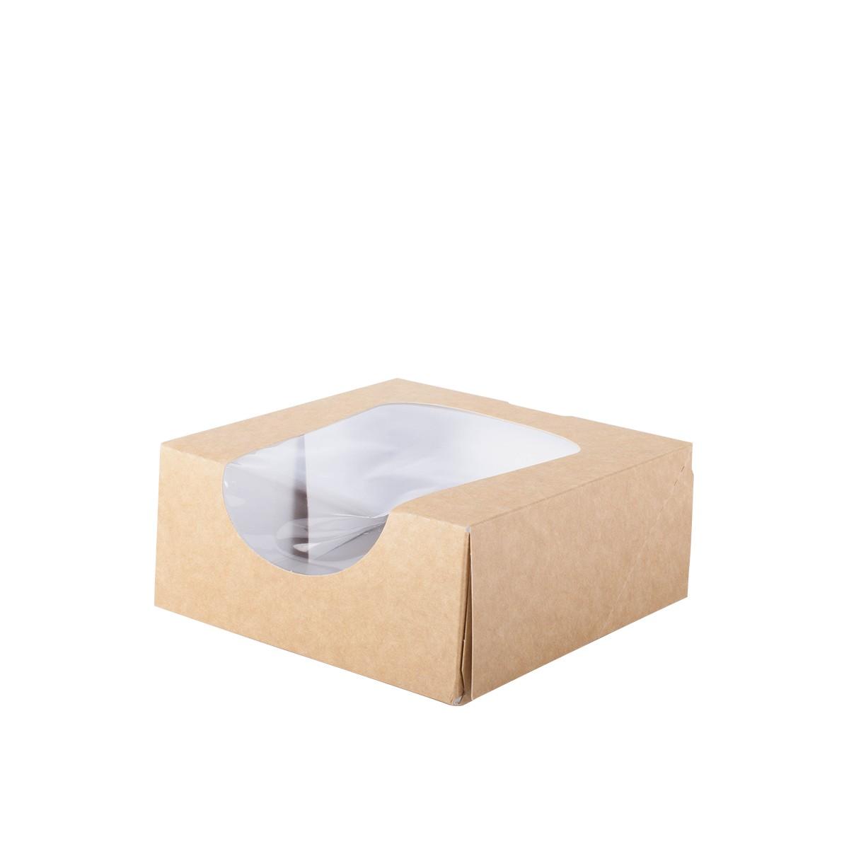 boite snacking carton vente à emporter