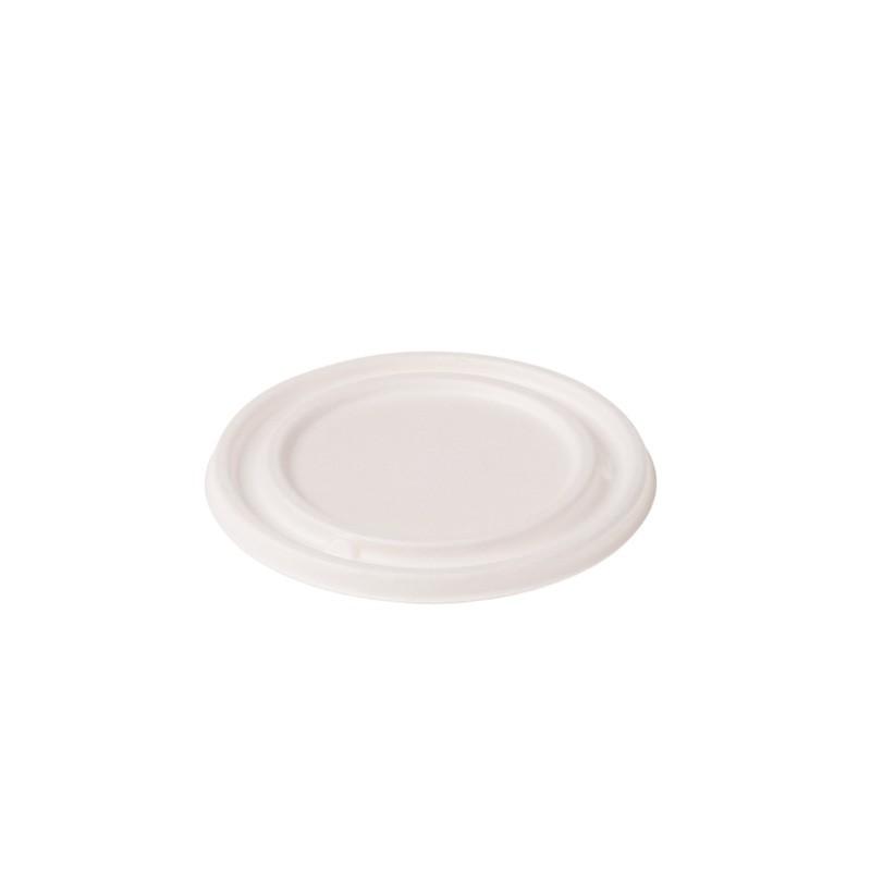 Couvercle en PLA pour pot à sauce CANNA 3 et 6 cl