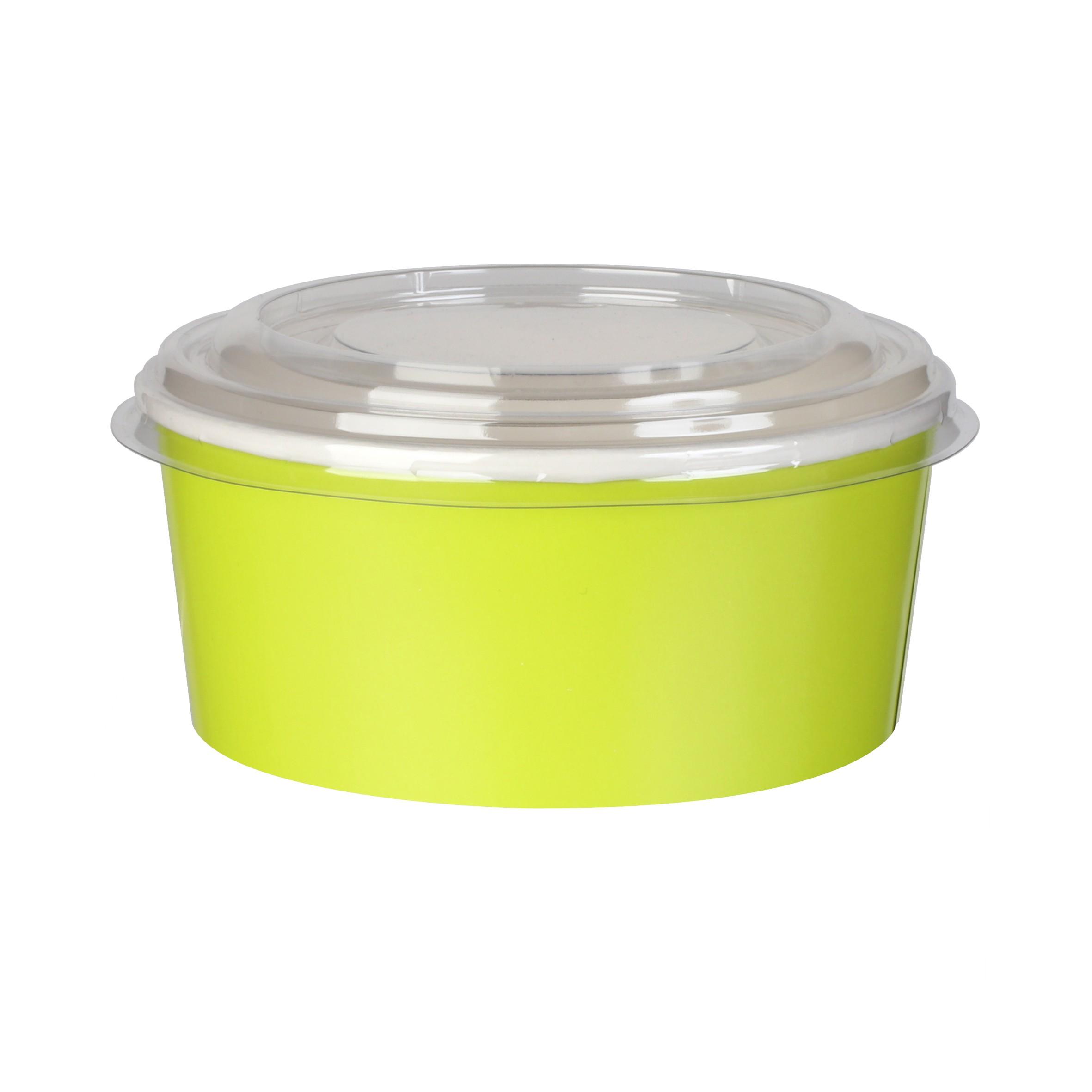 boite salade - boite alimentaire carton 60 cl