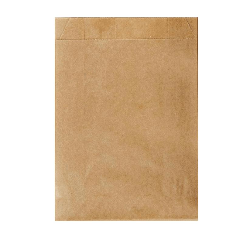 sachet kraft brun viennoiseries