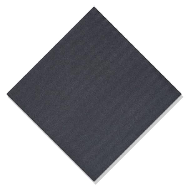 serviette intissée de qualité titane
