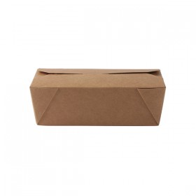Boite Kraft/Doggy Bag M 780 ml