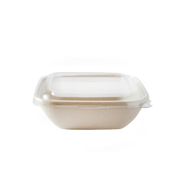 Barquette compostable 375 ml