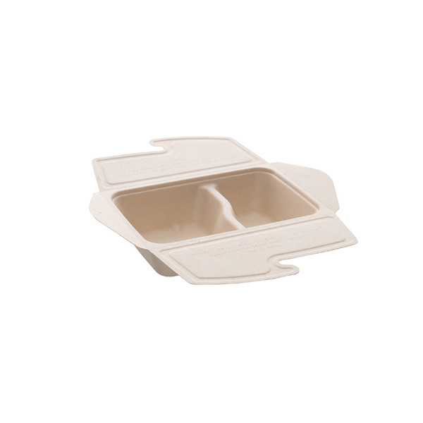 boite alimentaire double compartiments