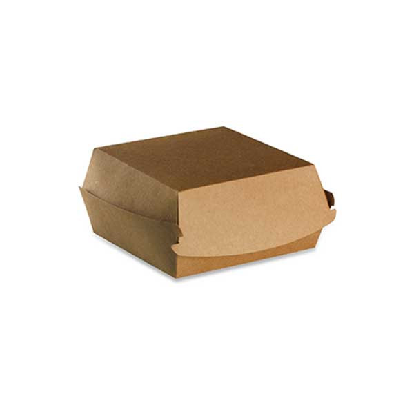 boite a hamburger carton kraft