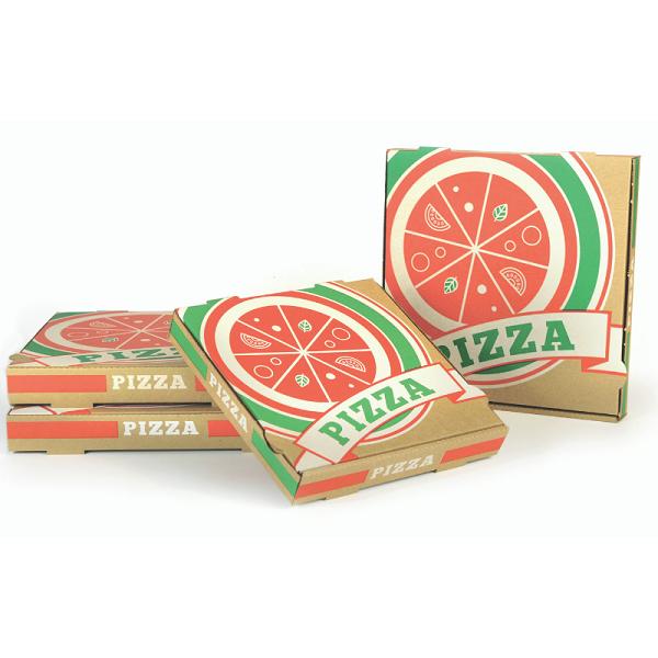 boite carton pour pizza