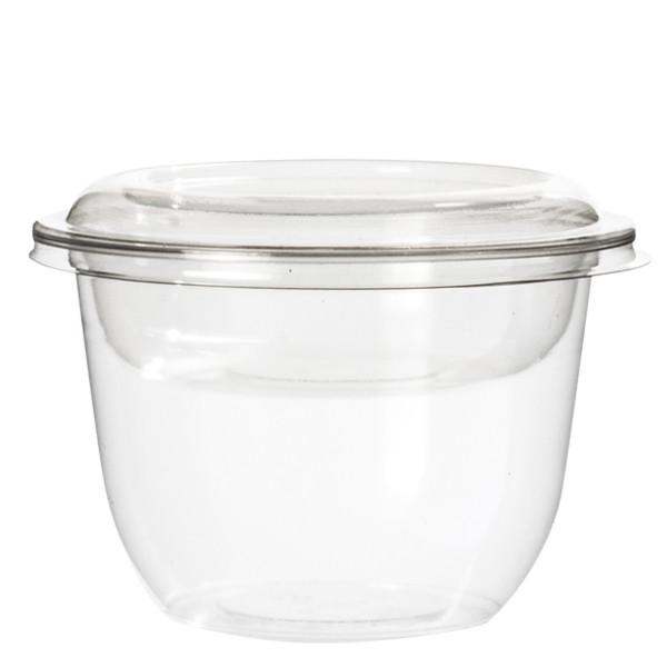 pot dessert avec couvercle