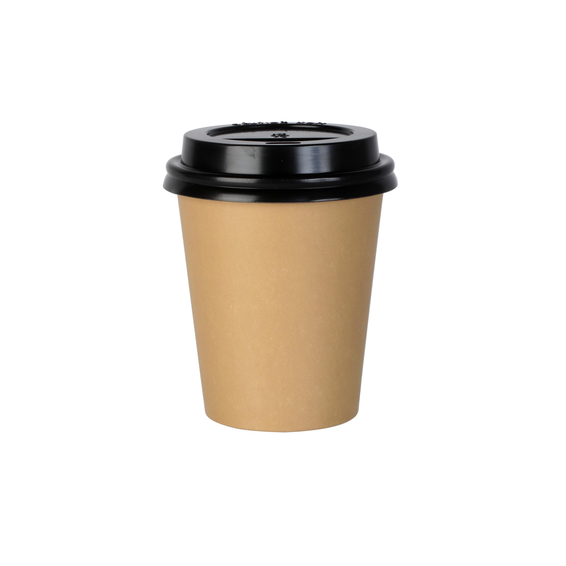 gobelet café carton simple paroi