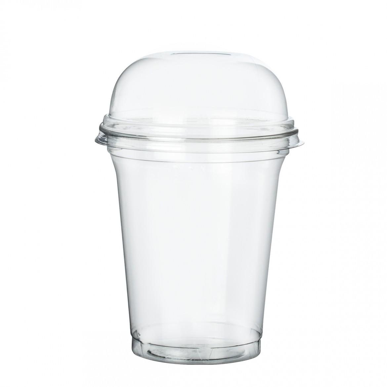 gobelet pour smoothie avec couvercle 30/40 cl