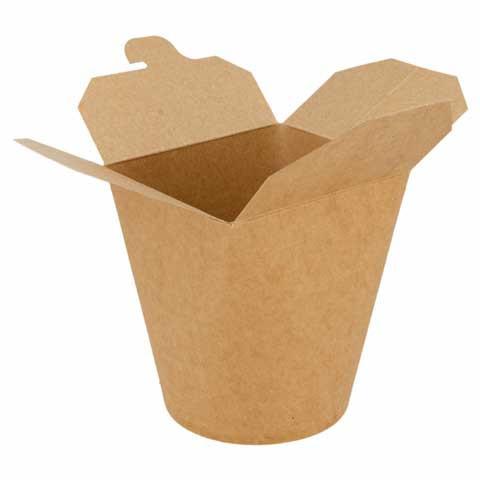 emballage alimentaire carton pour pâtes à emporter