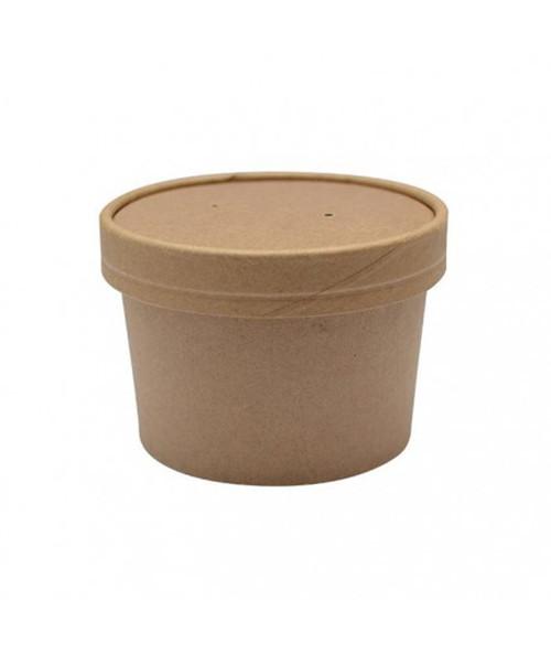 Pot alimentaire carton 350 ml