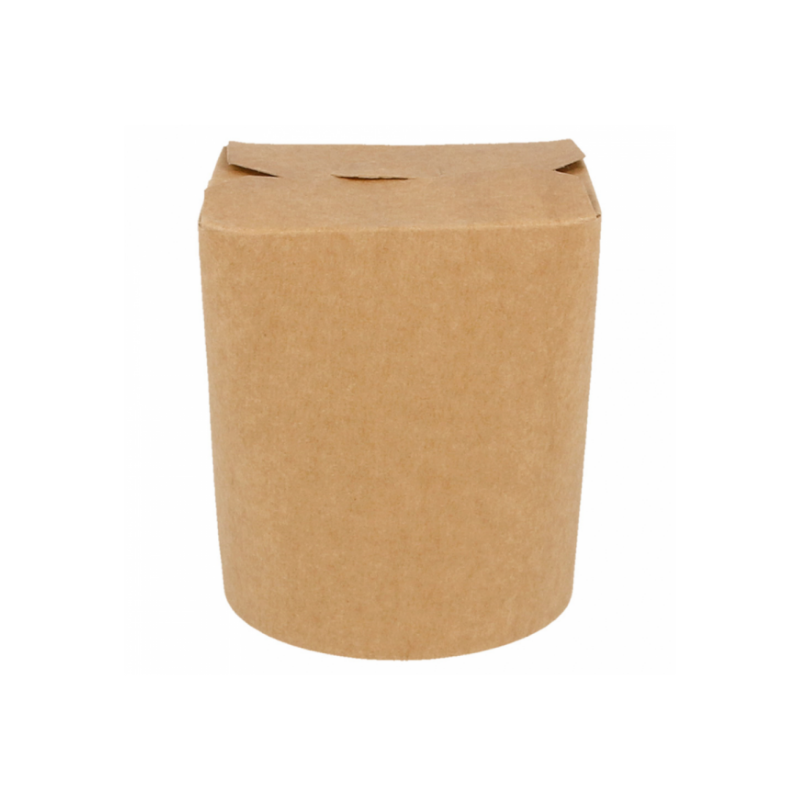 pot à pâtes carton kraft 480ml