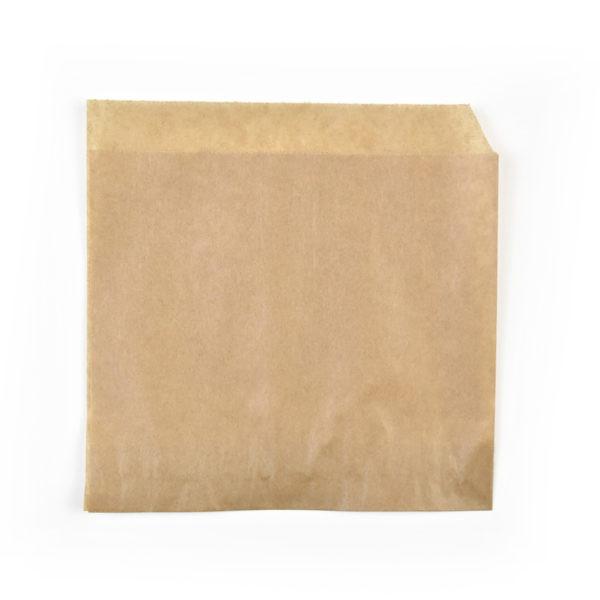 sac sandwich kraft brun