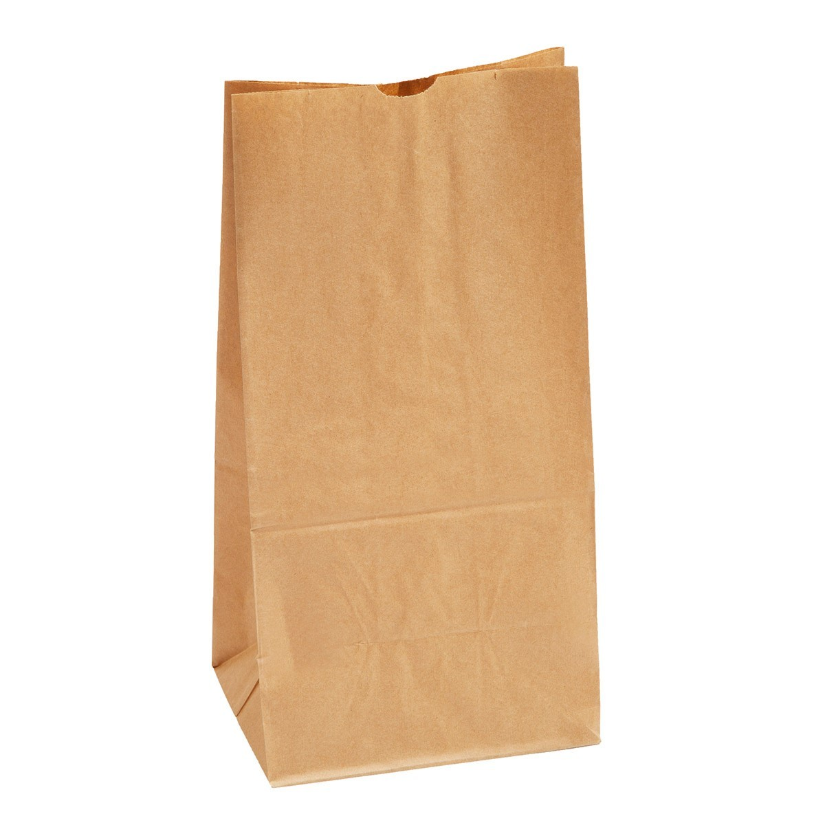 sac kraft brun sans poignées taille M