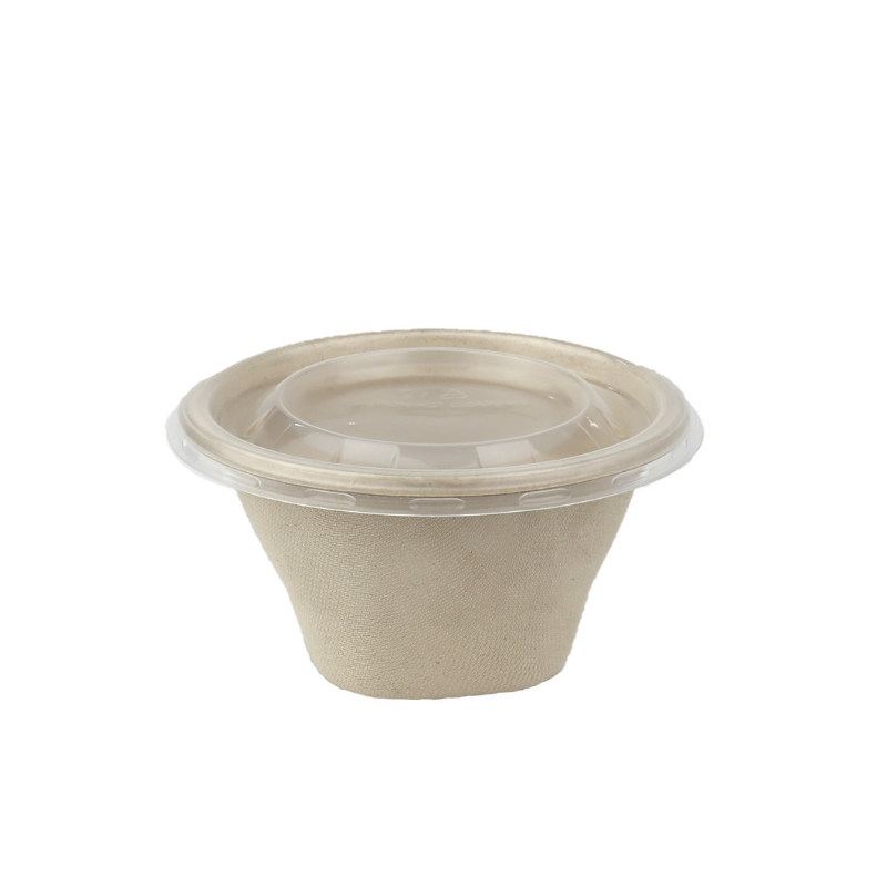 barquette compostable
