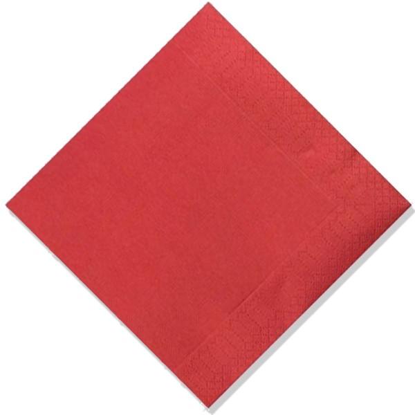 serviette papier bordeau de qualité
