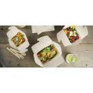 gamme de boites alimentaires compostables