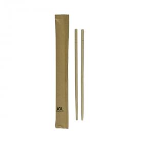 Baguettes bambou rondes 20 cm 30 sachets de 100pièces