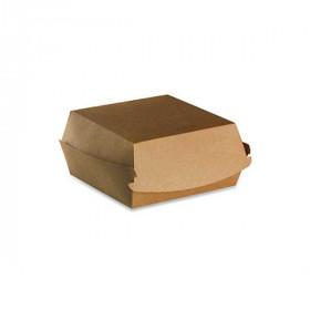Boite Burger Carton Kraft Taille XS
