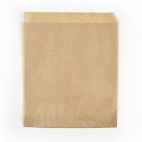 Sac Papier Brun 17X18cm