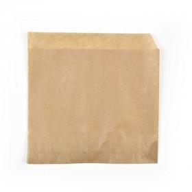 Sac papier Brun 14X14cm