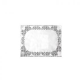 Papier dentelle blanc standard 30x40