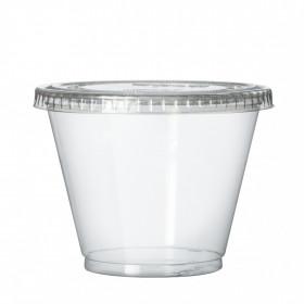 Pot à dessert 26.6cl transparent x800