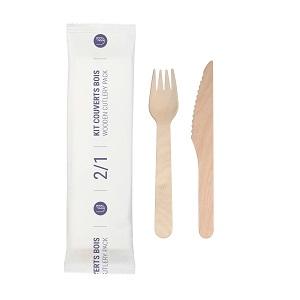kit couvert couteau fourchette