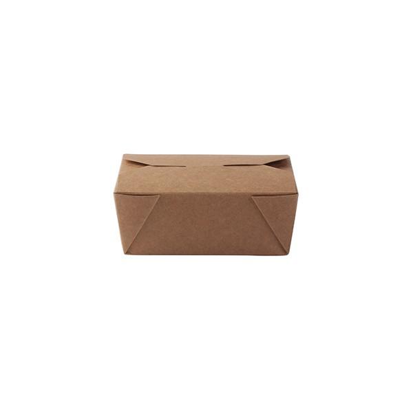 boite repas carton vente à emporter
